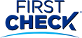 First Check logo